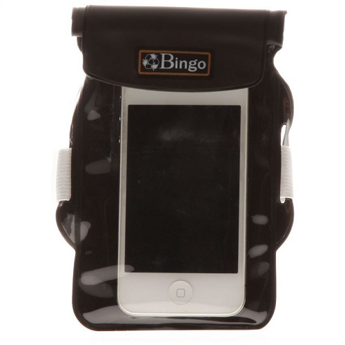 BINGO Waterproof Bag [WP06-5] - Black - Plastik Handphone / Waterproof